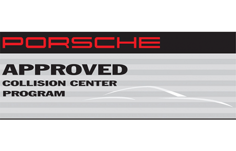 Porsche Approved Collision Center